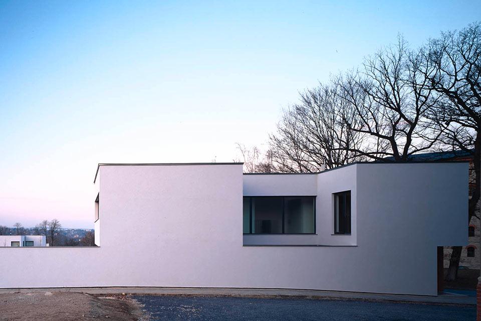 Projekte haus grewer weimar thomas beyer architekten - Architektur weimar ...