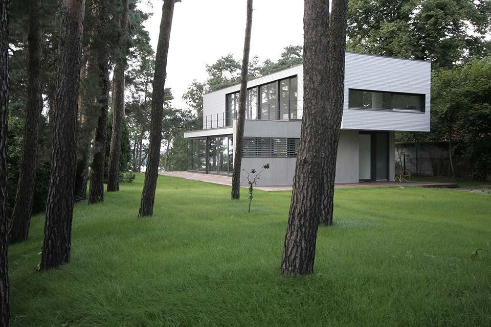 projekte haus wirtz caputh thomas beyer architekten. Black Bedroom Furniture Sets. Home Design Ideas